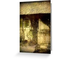 To grandmother's house we go!!! ©  Greeting Card