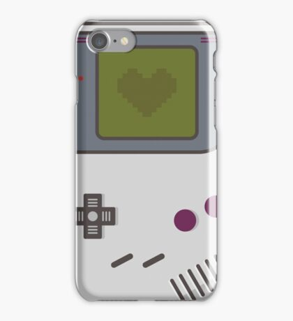 Game Boy Lover iPhone Case/Skin