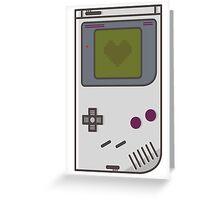 Game Boy Lover Greeting Card