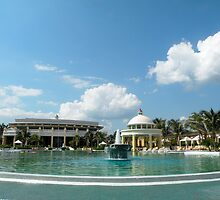 Recreación en Paraiso Maya.............. Cancún- Mexico by cieloverde
