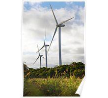Wonthaggi Wind Farm Poster