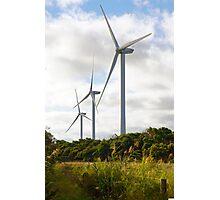 Wonthaggi Wind Farm Photographic Print