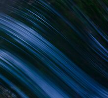 Waves on river by Joeblack