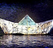 Glass Boat by Stephen Mitchell