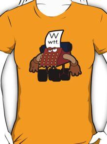 W Is For Whut-Da-Fuh T-Shirt