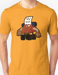 W Is For Whut-Da-Fuh T-Shirt