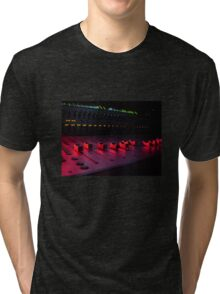 Red Faders Tri-blend T-Shirt