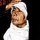 Bedouin woman with tatoos by PhotosOnTheRoad