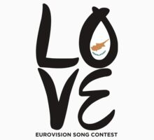 LOVE Eurovision [Cyprus] Kids Clothes