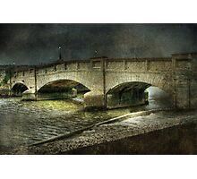 Axmouth Bridge Photographic Print