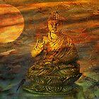 Buddha by Gilberte