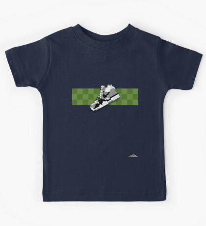 8-bit trainer shoe 1 T-shirt Kids Tee