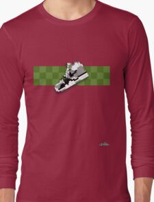8-bit trainer shoe 1 T-shirt Long Sleeve T-Shirt