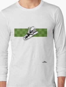8-bit trainer shoe 1 T-shirt Long Sleeve T-Shirt