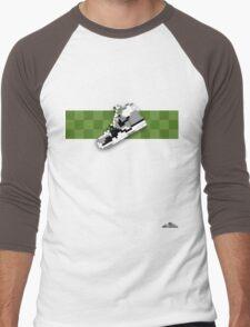 8-bit trainer shoe 1 T-shirt Men's Baseball ¾ T-Shirt