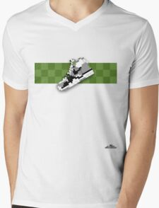8-bit trainer shoe 1 T-shirt Mens V-Neck T-Shirt