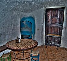 Taverna cave by Alfonso Fernandez