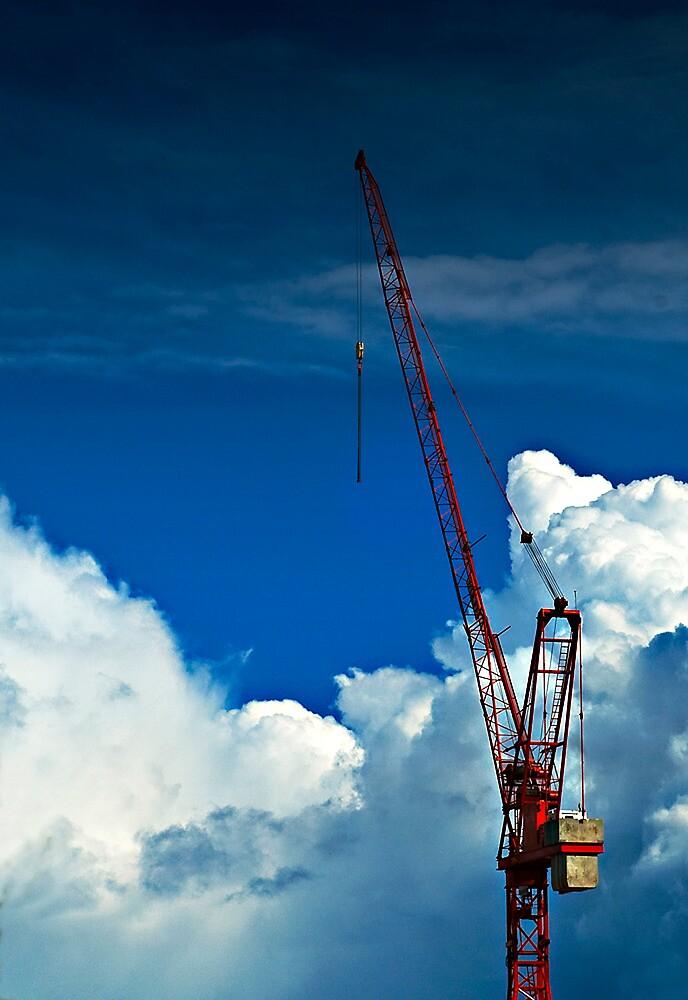 Cloud Construction by Jason Grace