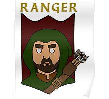 Raeburn the Ranger Poster