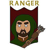 Raeburn the Ranger Photographic Print