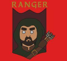 Raeburn the Ranger One Piece - Short Sleeve