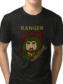 Raeburn the Ranger Tri-blend T-Shirt