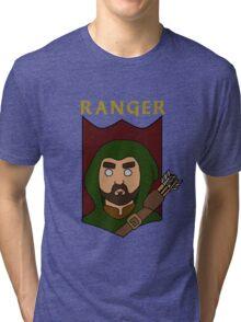 Raeburn the Ranger Tri-blend T-Shirt