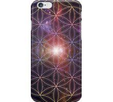 Sacred Geometry: Flower of Life IV - Cosmos iPhone Case/Skin
