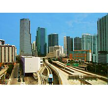Miami, Florida Photographic Print