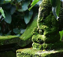 Balinese Statues by AprilS