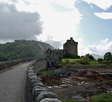 Eilean Donan Castle Entrance by ScottishVet