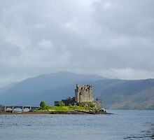 Eilean Donan Castle At a Distance by ScottishVet