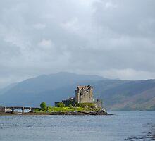 Eilean Donan Castle At a Distance by ScottishVet