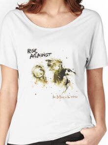 Rise Against the Sufferer & the Witness Women's Relaxed Fit T-Shirt