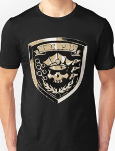 Inferno Cop Police Department T-Shirt