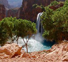 Havasu Falls: Havasupai, Grand Canyon by ScottishVet