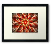 Tropical Spice  Framed Print