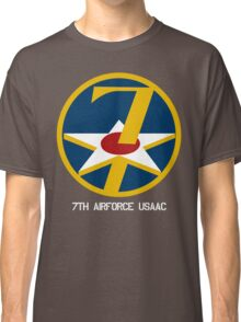 7th Airforce Emblem Classic T-Shirt