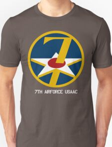 7th Airforce Emblem T-Shirt