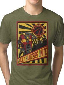 Vault Hunters Unite! Tri-blend T-Shirt