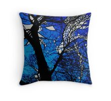 Untitled (Narrow Quay) Throw Pillow