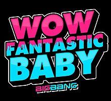 WOW FANTASTIC BABY by skeletonvenus
