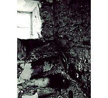 Crumbled  Photographic Print