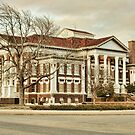 Montague County Courthouse by Susan Russell