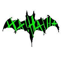 Bat HA! Photographic Print