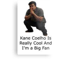 Kane Going Away Design Metal Print