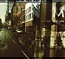 Streets of Portland 2 by Jeff Clark