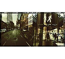 Streets of Portland 2 Photographic Print