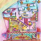 7 thoughts in color by terezadelpilar~ art & architecture