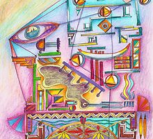 7 thoughts in color by terezadelpilar ~ art & architecture